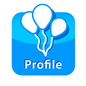 4 Profile raising icon