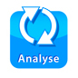 8 Analysis & Feedback icon