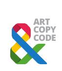 art copy code