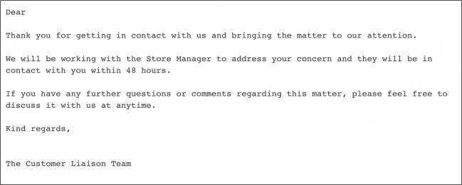 customer service letters archives creative agency secrets