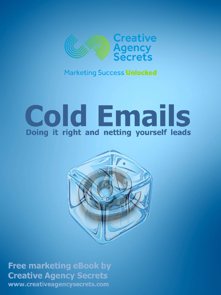 Cold Emails Book Cover