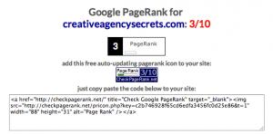 CAS PageRank