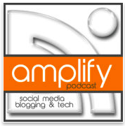 Amplify Podcast logo