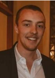 James Halpin marketing intern