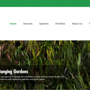 Hanging Gardens home page
