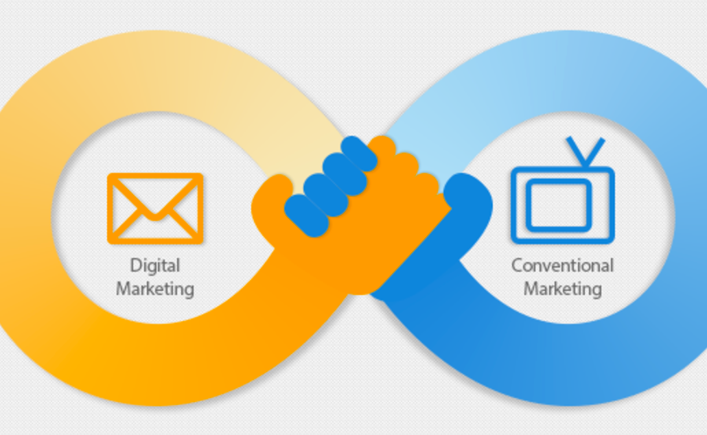 4 Points That Suggest Traditional and Digital Marketing ...