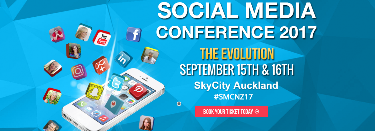 social media conference 2017 auckland