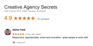 creative agency secrets review, testimonial