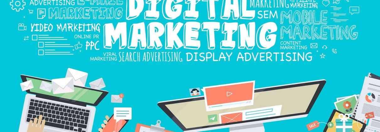 digital-marketing stylised icon