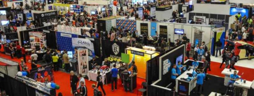 trade show, exposition, marketing B2B, trade show marketing