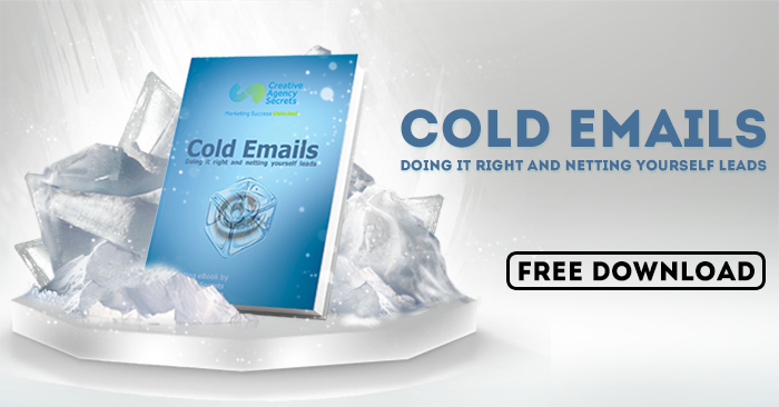 cold emails ebook