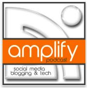 Amplify Podcast logo