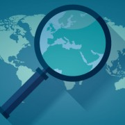 Identify prospects for your business (Map vector designed by Alvaro_cabrera - Freepik.com)