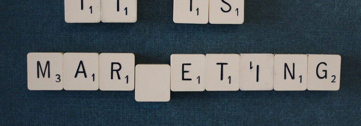 Scrabble It Is Marketing