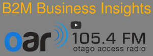 simon Fawkes, B2M podcast, Otago Access Radio