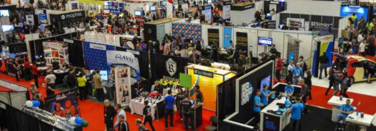trade show, exposition, marketing B2B, trade show marketing