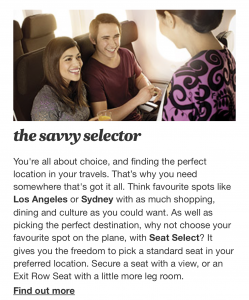 Air NZ, holiday styles quiz, CRM, Customer segmentation tool