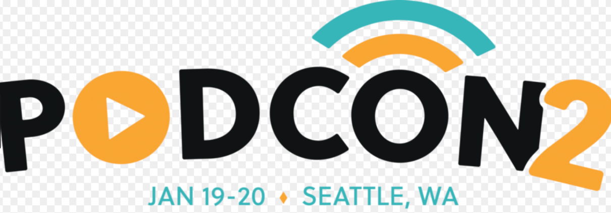 PodCon 2 logo