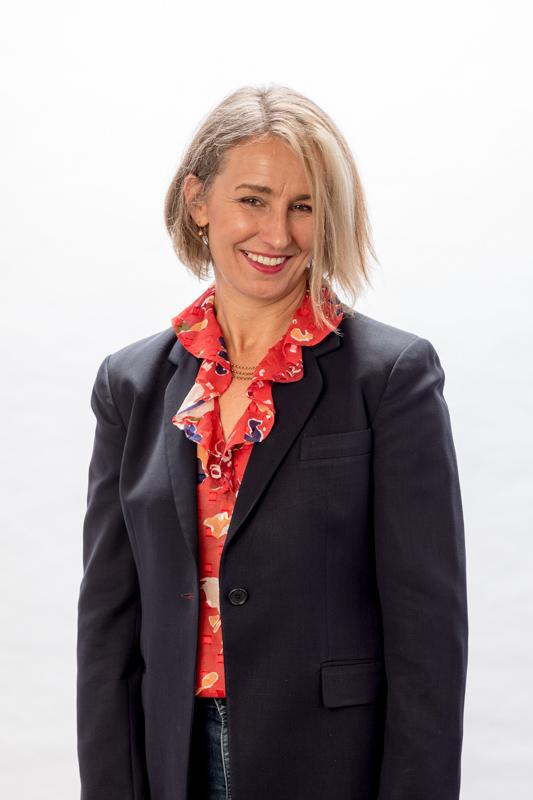 Rebecca Caroe, portrait 2019