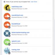 facebook brands tracking me