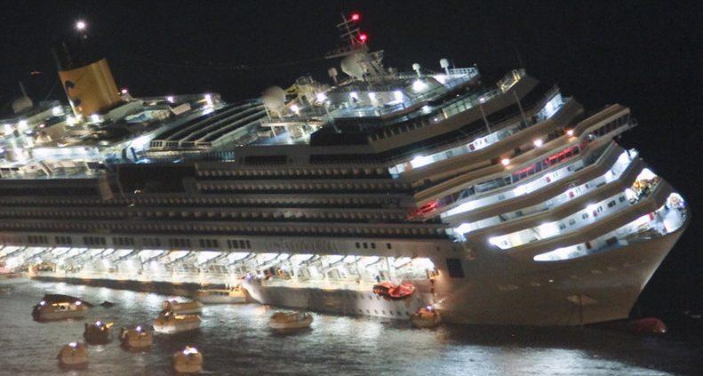 sinking ship, crisis communications