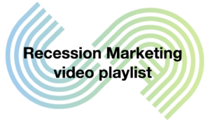 Recession marketing video playlist