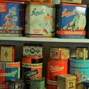 good better best, tin cans