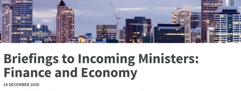 NZ Ministerial briefings