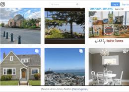 instagram, real estate agent marketing